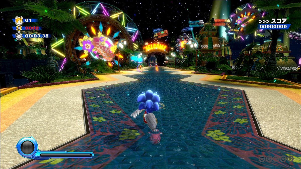 Sonic Colours Ultimate illustre Tropical Resort et Sweet Mountain | Sega-Mag