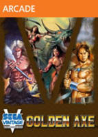 SEGA Vintage Collection : Golden Axe 1 2 3